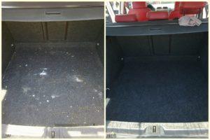 My Clean - Βιολογικός καθαρισμός αυτοκινήτου πορτμπαγκάζ