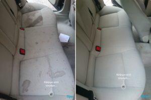 Επιβαρυμένο όχημα (πριν & μετά)
