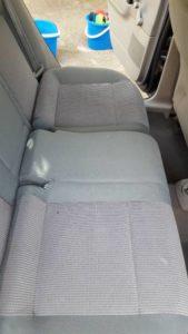 Βιολογικός καθαρισμός αυτοκινήτου - Καθίσματα