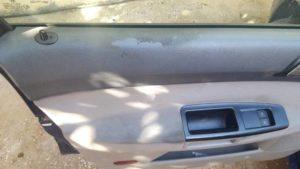 Βιολογικός καθαρισμός αυτοκινήτου - Πόρτα Πριν