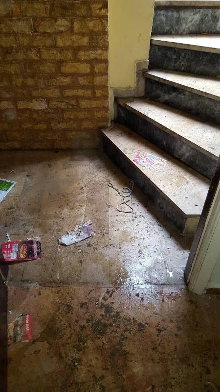 Καθαρισμός σπιτιού από λύματα