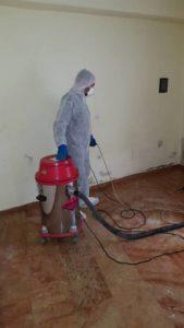 Καθαρισμός σπιτιού από λύματα - My Clean 1