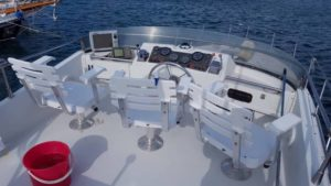 Καθαρισμός σκάφους My Clean - 2