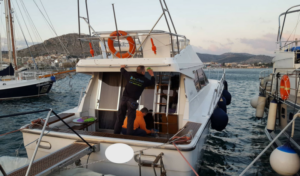 Καθαρισμός σκάφους - My Clean