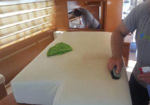 My Clean- Καθαρισμός πολυτελούς σκάφους 24