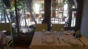 Βιολογικός καθαρισμός σε καρέκλες εστιατορίου 2 - My Clean