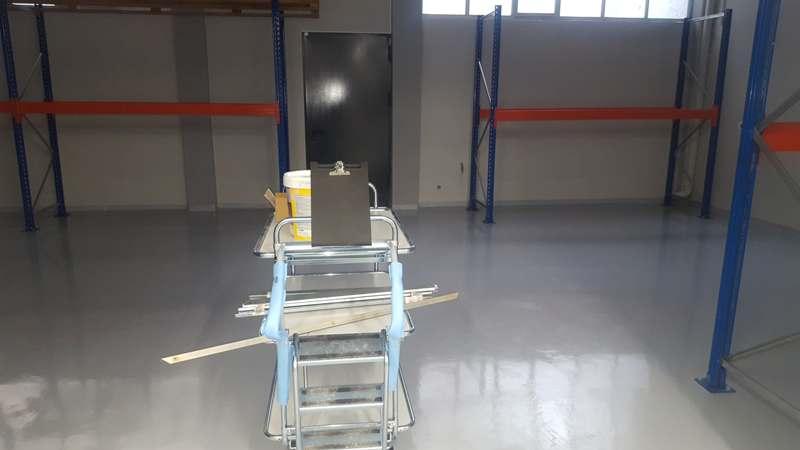 Γενικός καθαρισμός Βιομηχανικού χώρου