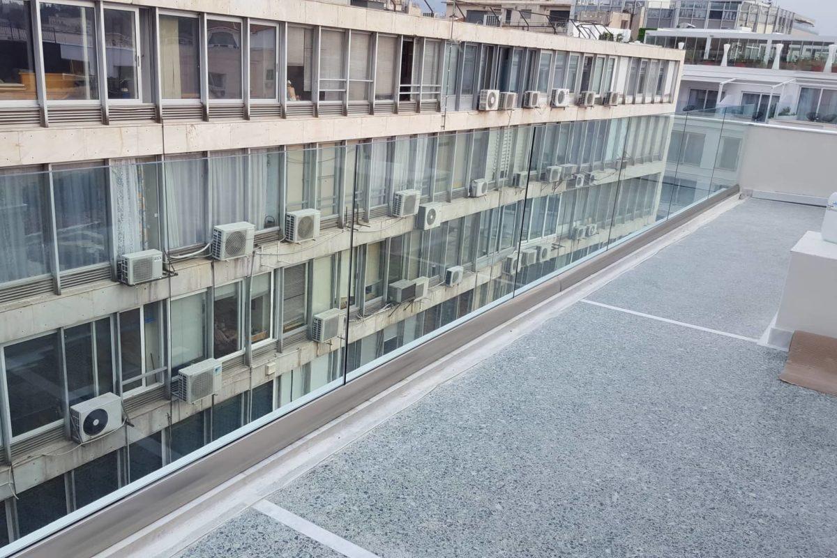 Γενικός καθαρισμός Ξενοδοχείου μετά από ανακαίνιση
